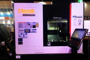 GRV Software participa da FEIMEC 2018 e apresenta o GRV MTConnect, parceria com a MAZAK