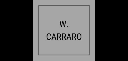 W. CARRARO – USINAGEM