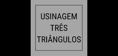 USINAGEM 3 TRIÂNGULOS